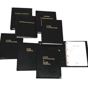 Documents juridiques et registres