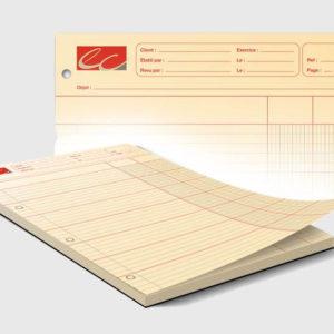 Blocs Audit Comptable - Notes de contrôle